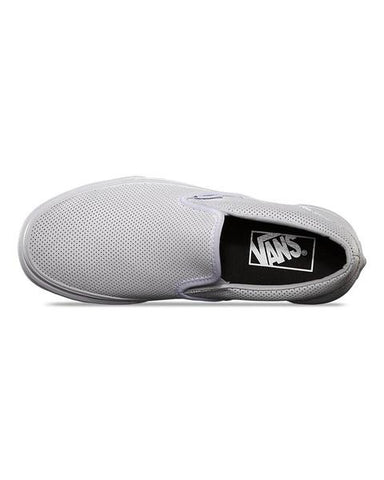 CLASSIC SLIP-ON PERF LEATHER
