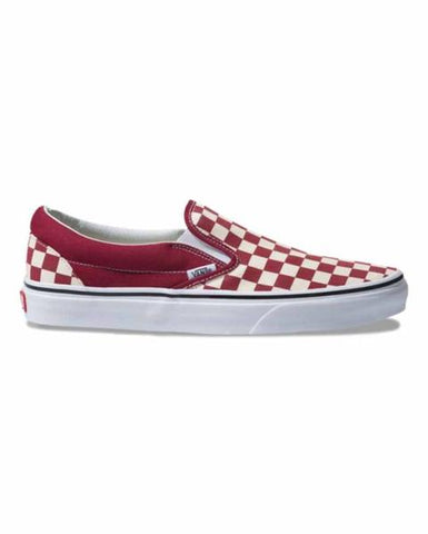 CLASSIC SLIP ON RUMBA RED / TRUE