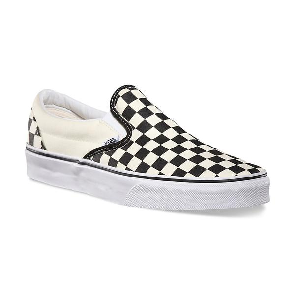 Shoes VANS CLASSIC SLIP-ON CHECKERBOARD