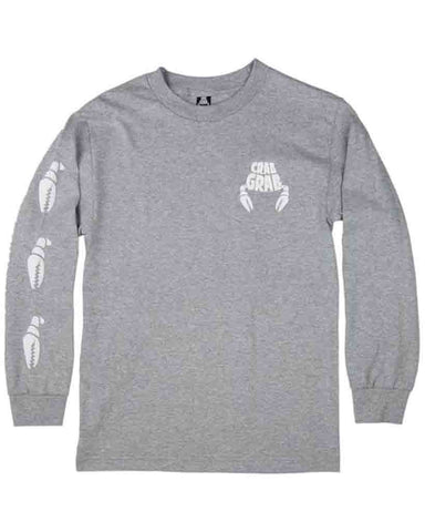 CLAW SLEEVE LS ATHLETIC GRAY