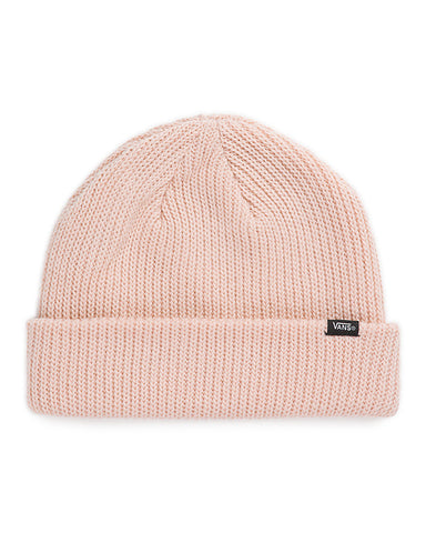 CORE BASICS WOMENS BEANIE SEPIA ROSE