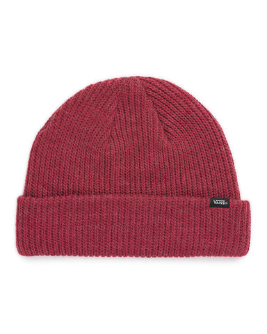 CORE BASICS WOMENS BEANIE TIBETAN RED