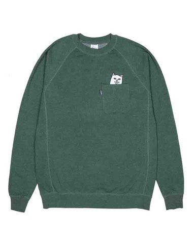 CREW SWEATER LORD NERMAL GREEN