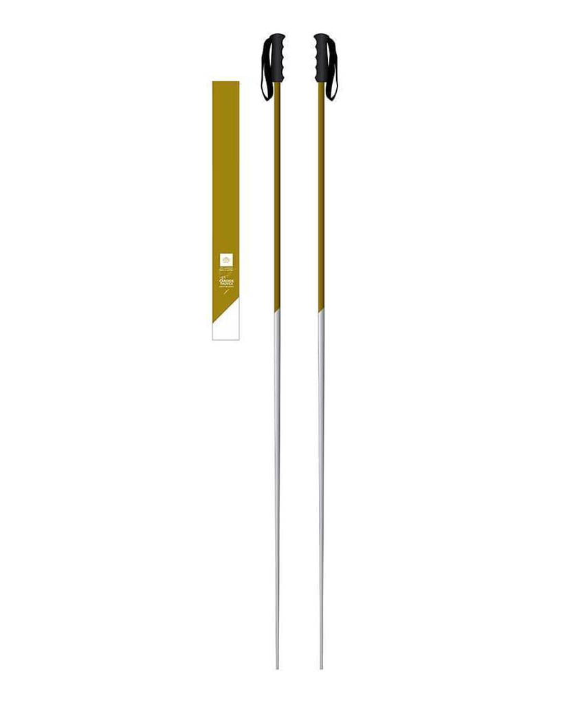 Ski poles FACTION CANDIDE WHITE GOLD