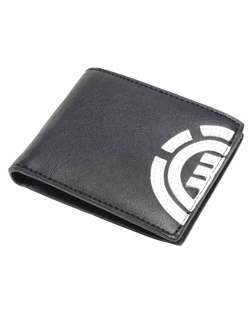 ELEMENT DAILY WALLET FLINT BLACK purse