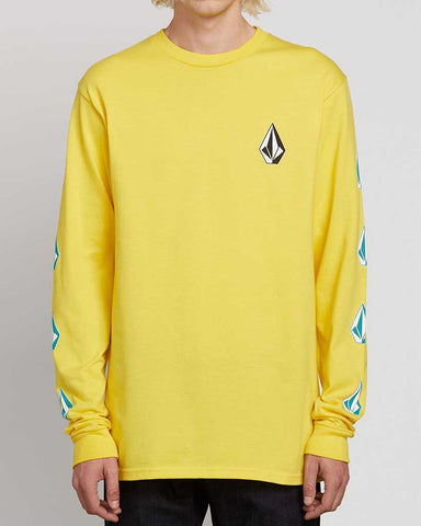 DEADLY STONES LS TRUE YELLOW