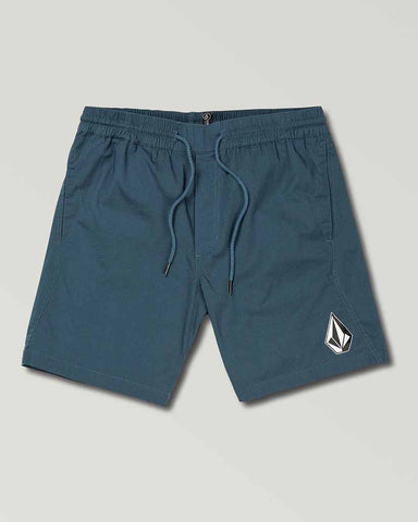 DEADLY STONES SHORTS - SEA NAVY