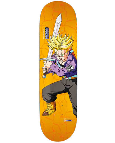 X DRAGON BALL DIEGO NAJERA SUPER SAIYAN TRUNKS 8.0