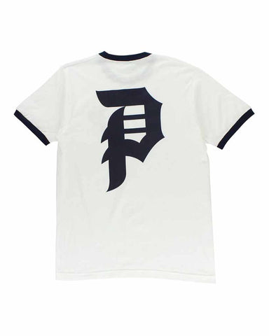 DIRTY P RINGER WHITE/BLACK