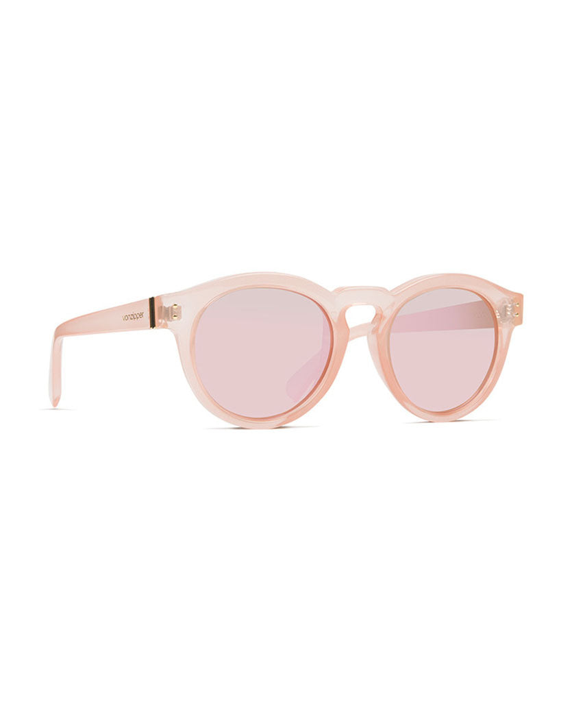 Lunettes soleil VON ZIPPER DITTY ROSE GLOSS ROSE GOLD CHROME