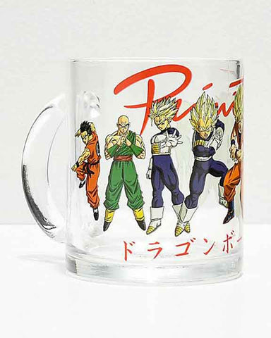 DRAGON BALL Z HEROS MUG