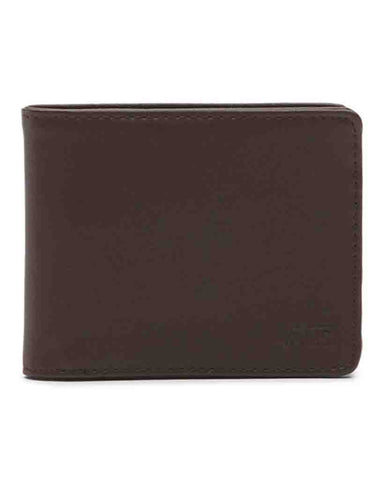 DROP V BIFOLD DARK BROWN