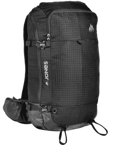 DSCNT 25L BACKPACK BLACK 2020