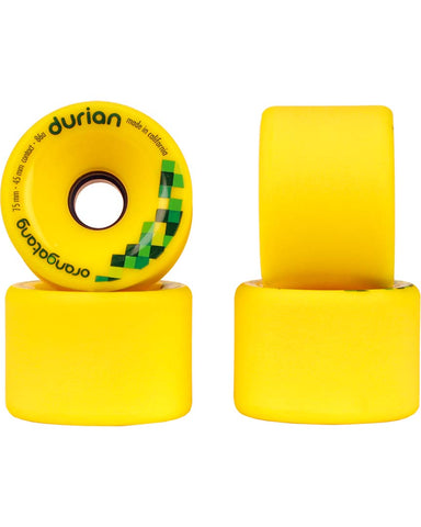 DURIAN YELLOW 80A 75MM