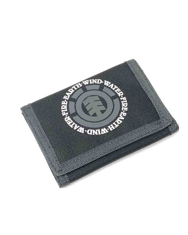 ELEMENTAL WALLET BLACK