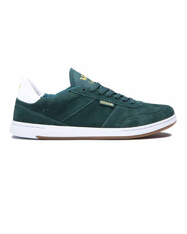 SUPRA ELEVATE EVERGREEN SKATE SHOES