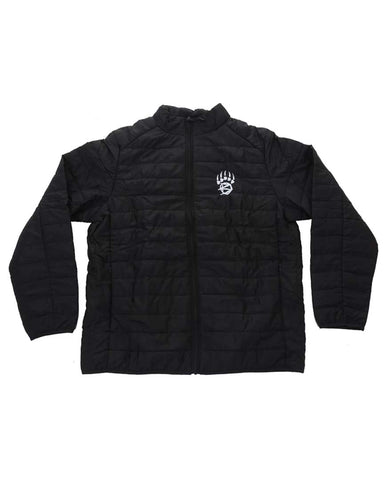 EMBROIDERY JACKET BLACK