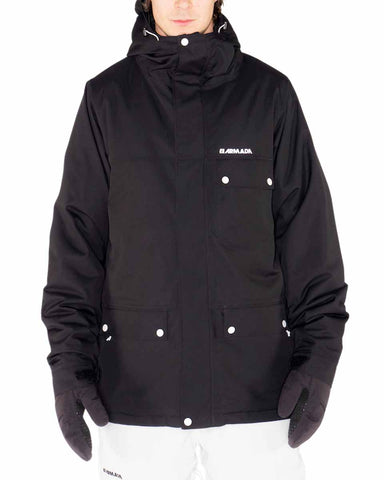 EMMETT INSULATED BLACK 2020