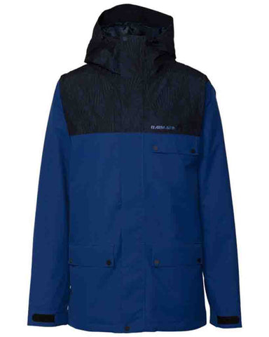EMMETT INSULATED JACKET ADMIRAL BLUE