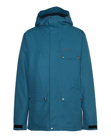 EMMETT INSULATED JACKET BLUE