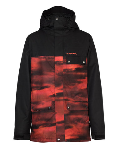 EMMETT INSULATED JACKET BLACK