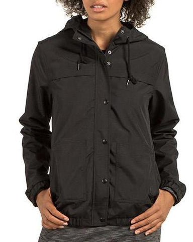 ENEMY STONE JACKET BLACK