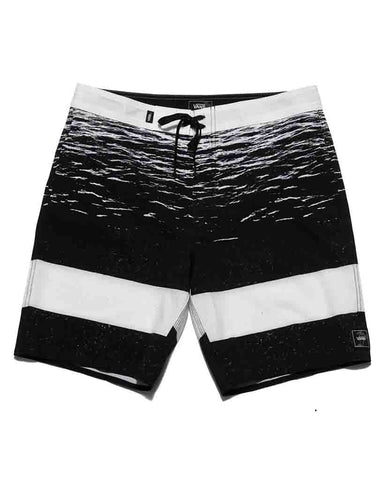 ERA BOARDSHORT 18 YOUTH WHITE DARK WATER