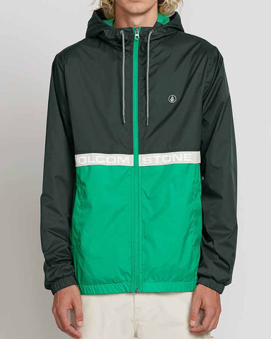 ERMONT JACKET WINTERGREEN