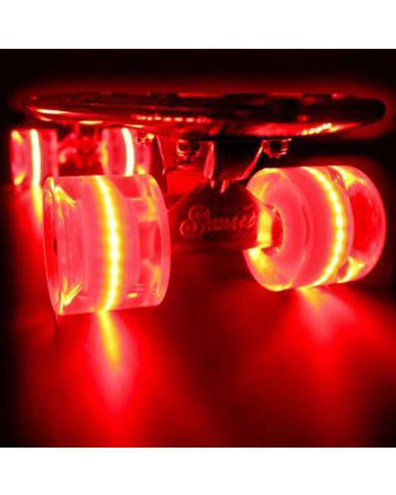 FLARE LED RED 65MM /78A