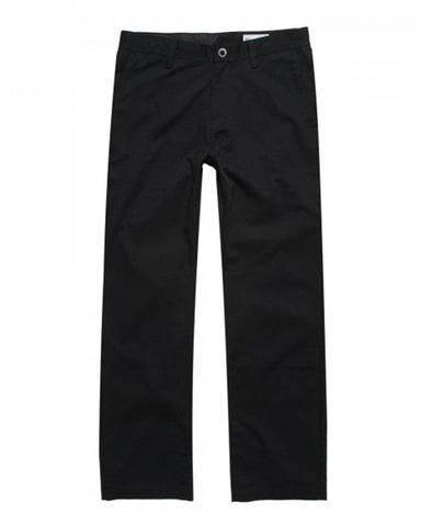 FRICKIN MODERN STRAIGHT STRETCH CHINO BLACK