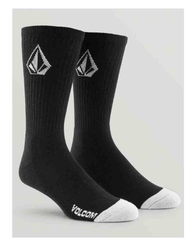 FULL STONE SOCK 3 BLACK PACK (2.5-5.5)
