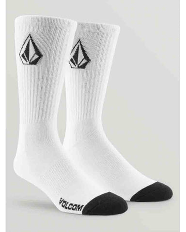 FULL STONE SOCK 3 WHITE PACK (9-12)