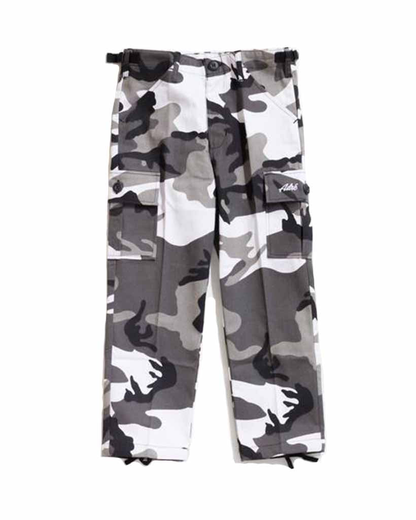 Pantalon ADRENALINE FUTURE PRO ADRE CARGO ZIP CITY CAMO
