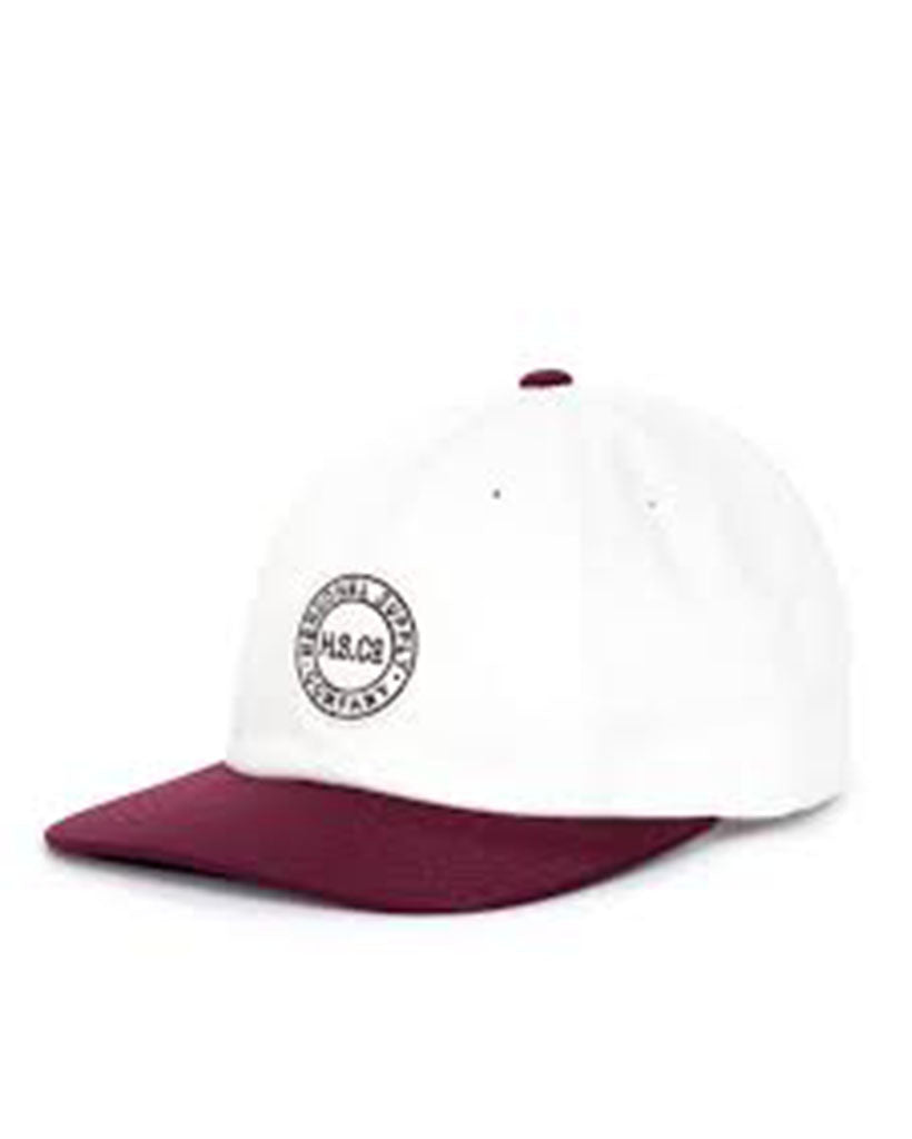 HERSCHEL GLENWOOD COTTON NATURAL Cap