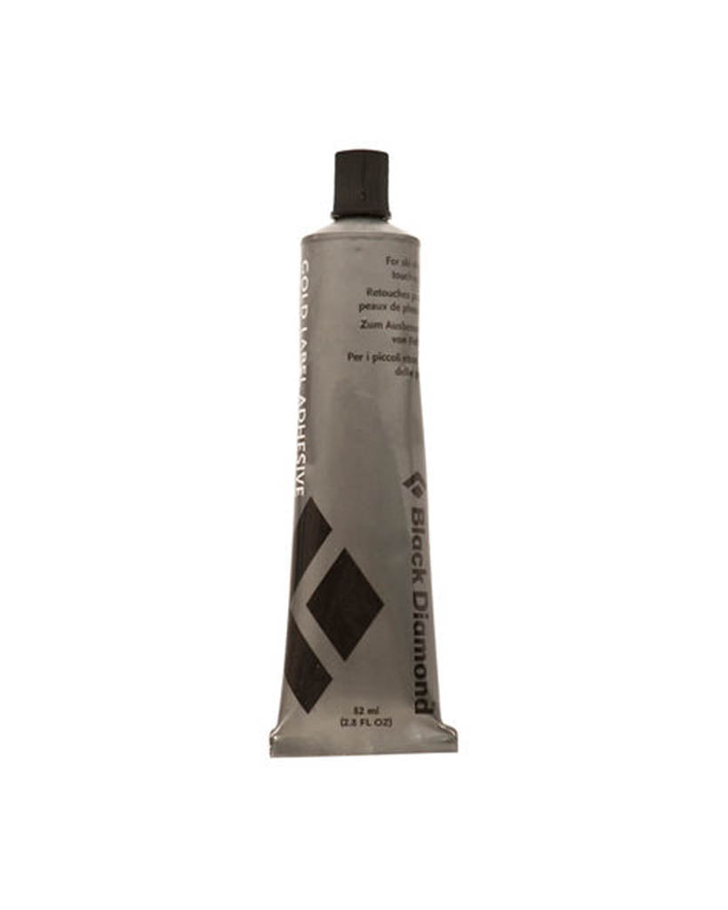 SKI SKINS BLACK DIAMOND GOLD LABEL ADHESIVE