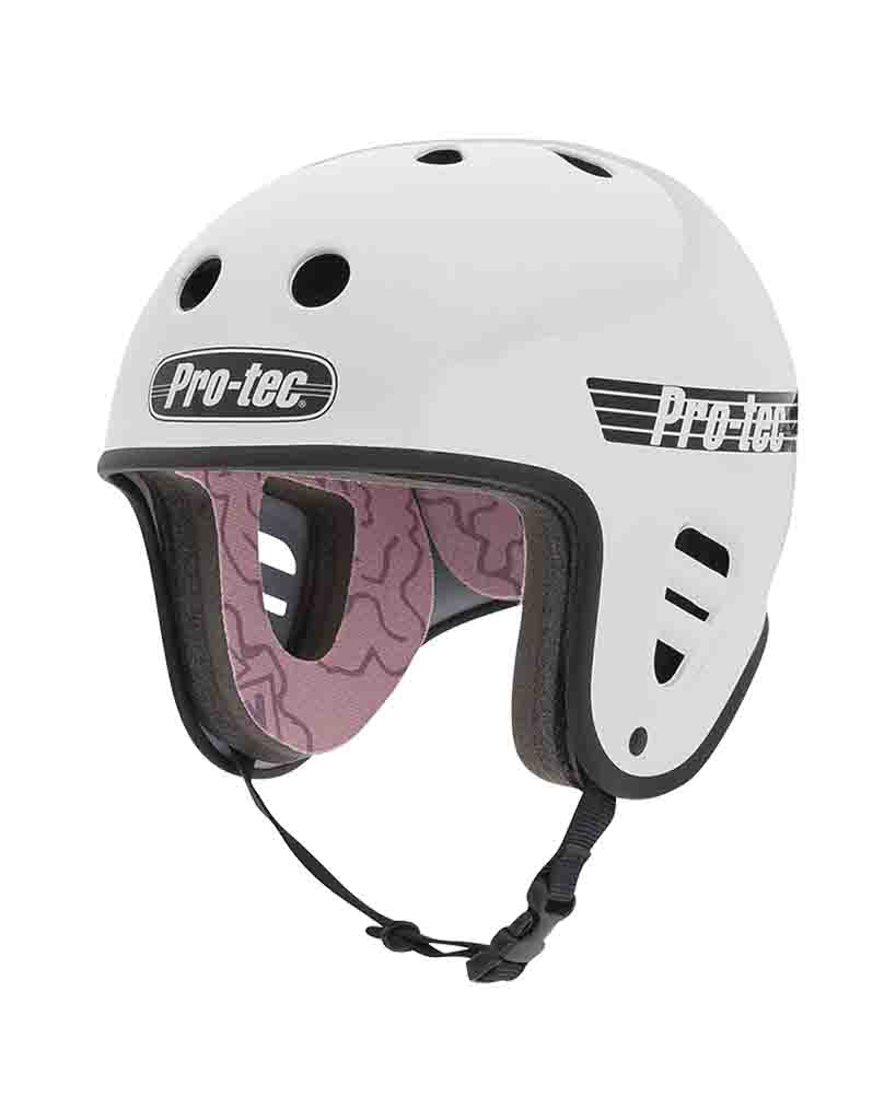 PRO-TEC GONZ FULL CUT PROTECTION SKATE GLOSS WHITE