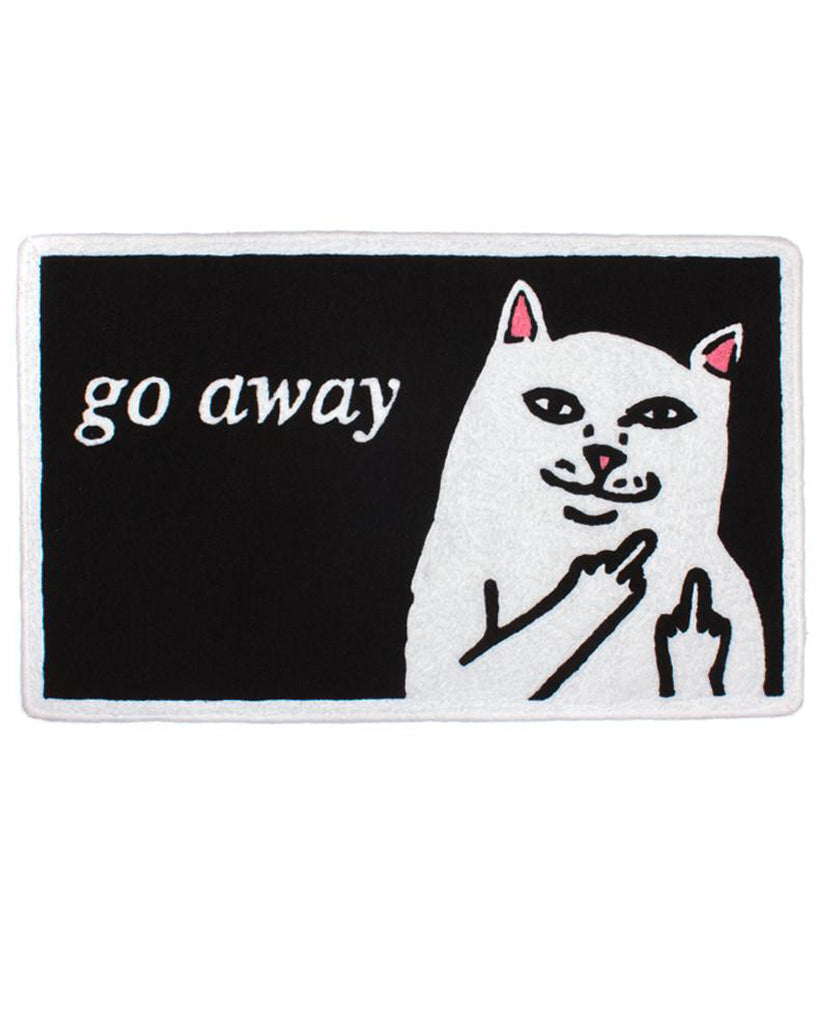 Miscellaneous RIPNDIP GO AWAY RUG