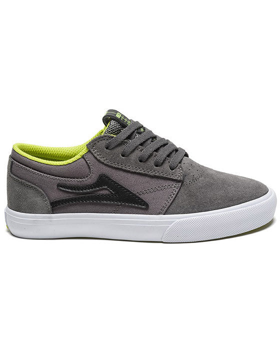 Shoes LAKAI GRIFFIN KIDS GRAY SUEDE