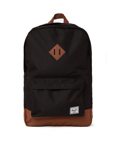HERITAGE BACKPACK POLY BLACK
