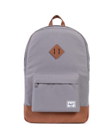HERITAGE BACKPACK POLY GRAY