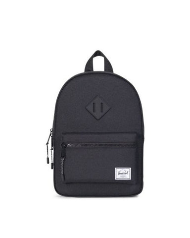 HERITAGE YOUTH POLY RUBBER BLACK BLACK RUBBER 16L