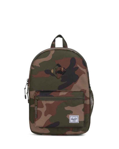 c479fe9f5a6 HERSCHEL HERITAGE YOUTH WOODLAND CAMO Backpack
