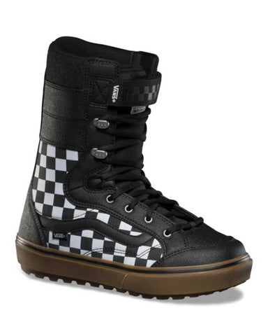 HI-STANDARD LINERLESS DX BLACK-CHECKERBOARD 2020