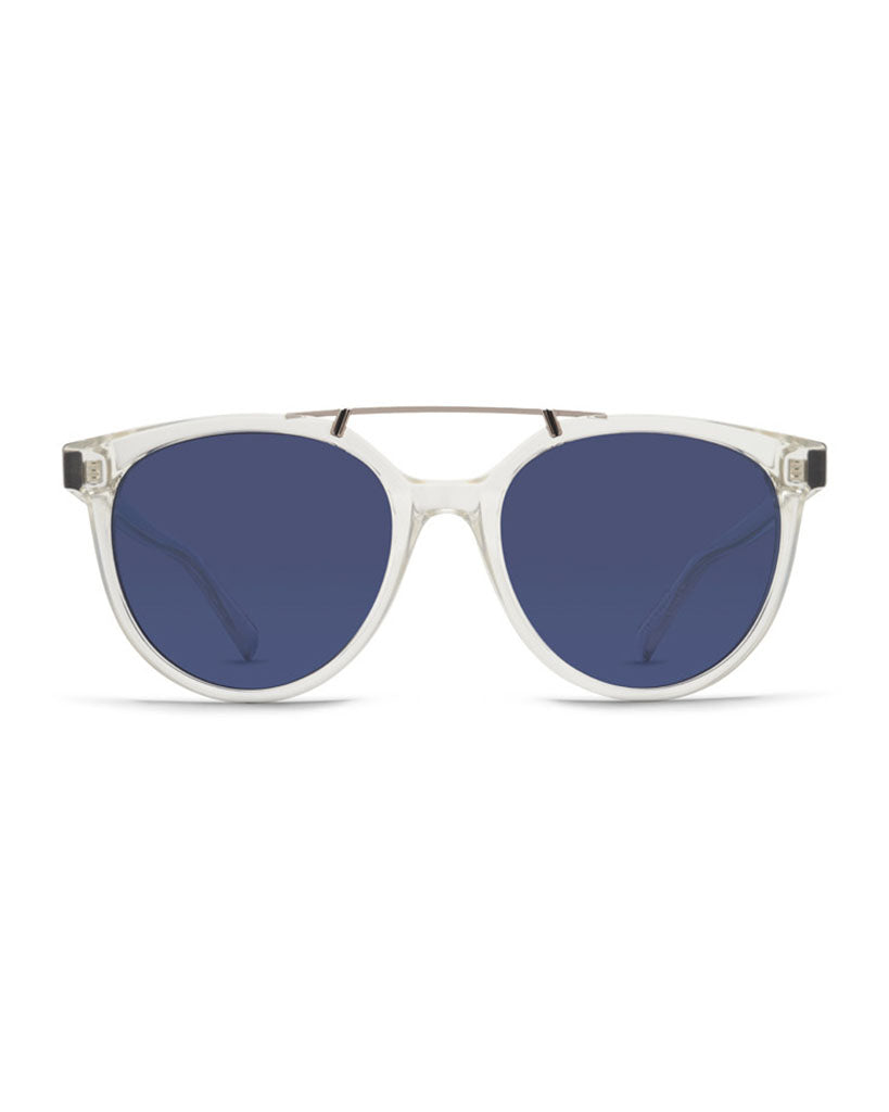 VON ZIPPER HITSVILLE CRYSTAL NAVY Sunglasses