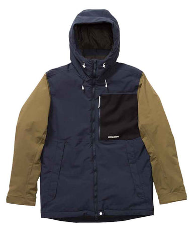 OUTPOST JACKET NAVY-OLIVE