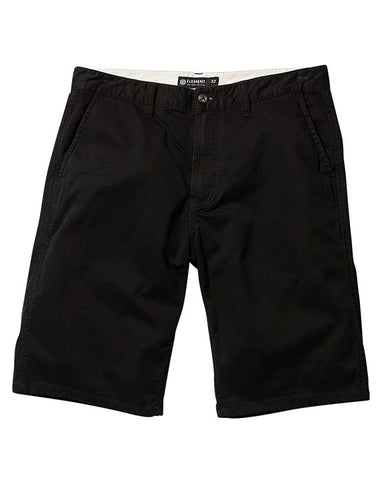 "HOWLAND FLEX FLINT BLACK 22"" SHORT"