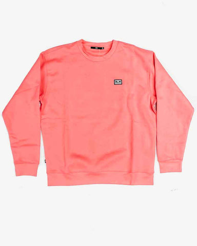 ALL EYEZ CREW CORAL PINK