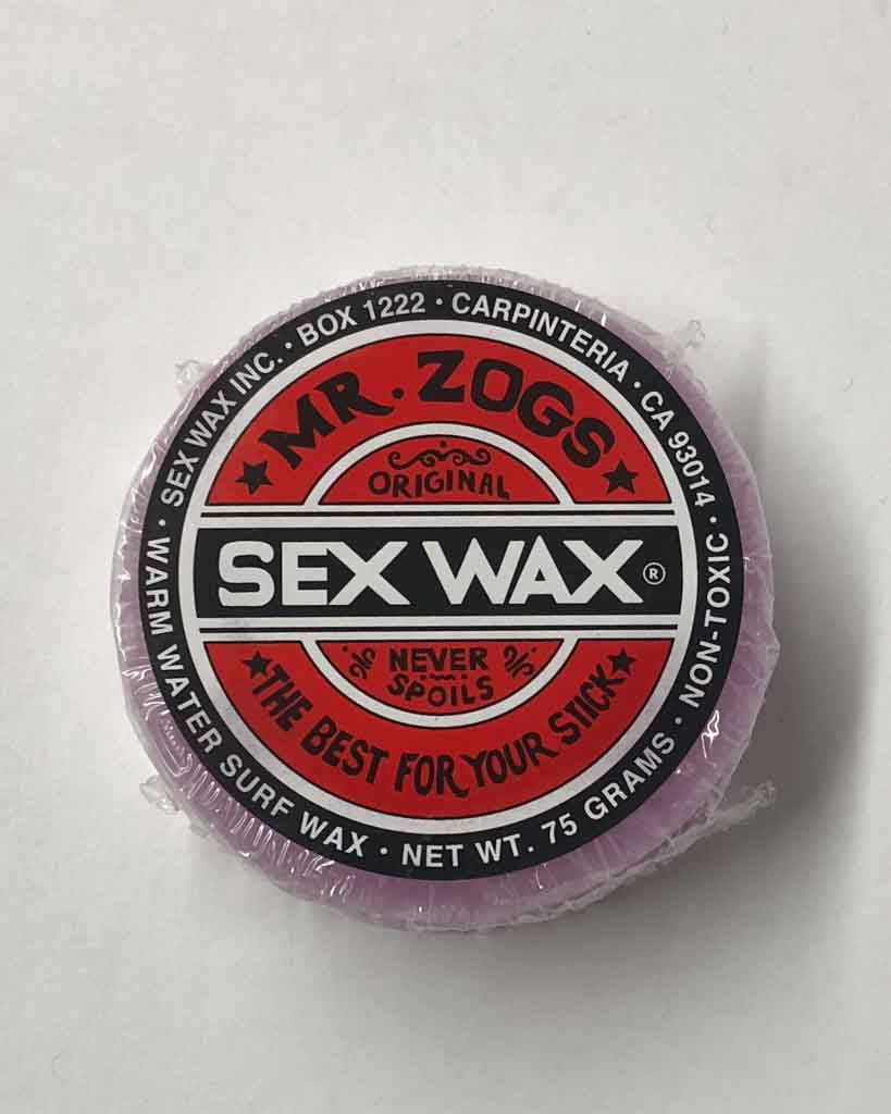 Surf accessory SEXWAX SEXWAX GRAPE