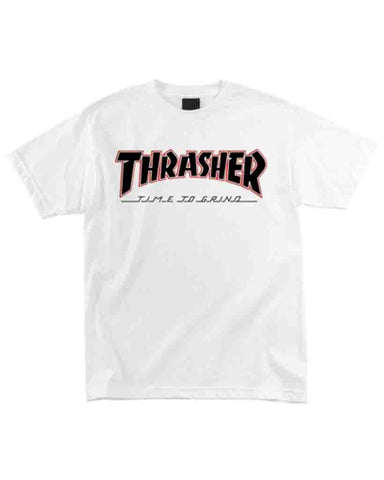 INDY X THRASHER TIME TO GRIND WHITE