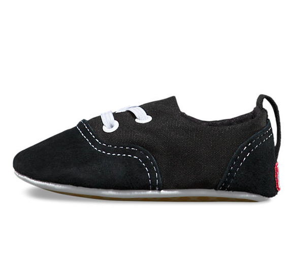 VANS INFANT shoes ERA CRIB BLACK / TRUEWHITE